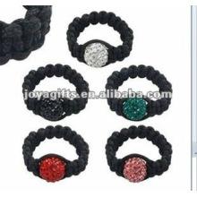 Модное кольцо Шамбалы Шамбалы