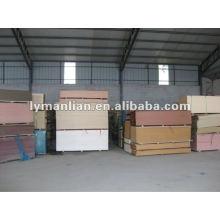 madera de reconocimiento para muebles