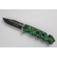 Stainless Steel Folding Knife (SE-1015)