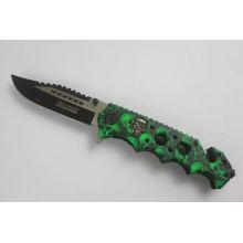 Складной нож из нержавеющей стали (SE-1015)