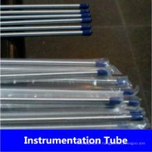 Chine ASTM A269 tube instrumentation en acier inoxydable pour auto