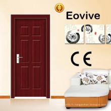 chambre à coucher en bois turque pvc porte des toilettes