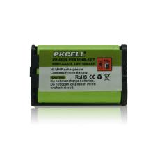 batterie rechargeable nimh batterie aaa 600mah 3.6v téléphone sans fil