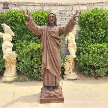Outdoor Garden Decorative Hand Craved Bronze Statue Sculpture