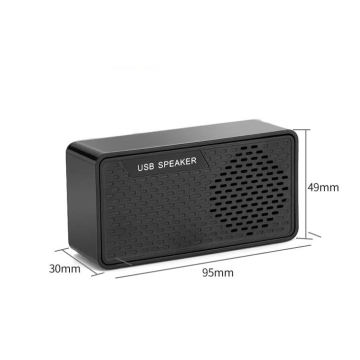 Mini schöne USB Small Speaker Notebook PC
