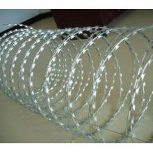 Clôture de maille de sécurité (galvanisé à chaud)