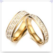 Accesorios de moda Anillo de moda de joyería de acero inoxidable (SR599)