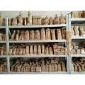 animal wood carving corbels
