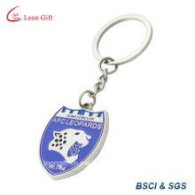 AFC personalizado Design cor preenchimento logotipo Keyring para artigo da promoção