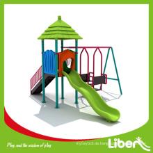 Liben Hinterhof Spielgeräte für Kinder mit Slide und Swing Set