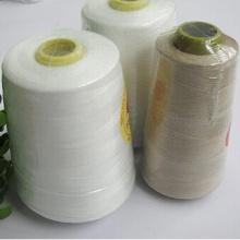 Linha de costura de poliéster de 100% de alta resistência