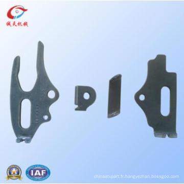Partie de métal d'usinage CNC haute précision