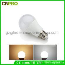 Meilleure qualité 9W LED Ampoule E27 Base Lampe