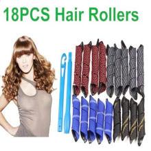 18PCS Magic Leverag Spiral Curls (HEAD-74)