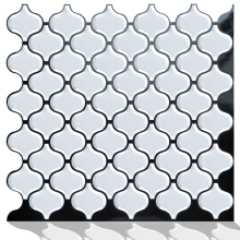 Luxury Vinyl 3D Mosaic Self Adhesive Kitchen Tiles