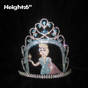 Crystal Elsa Frozen Pageant Crowns