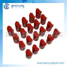 Bestlink fabricante afilado herramientas cincel Bits de perforación de roca dura