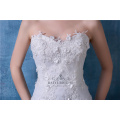 3D цветок кружева Империи сексуальная Русалка свадебное платье