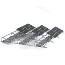 Off-grid Solar Power Concrete Base Mounting System Solar Mounting Bracket
