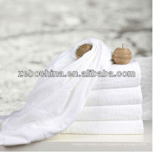Пользовательские логотип доступны 100% хлопок высокого качества отель белый лицо полотенце