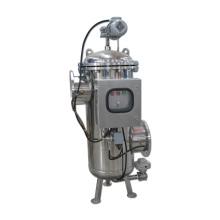 Filtro automático da escova da sução da água da limpeza de auto com diferencial da pressão