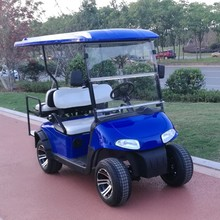 High Quality for 2+2 Seaters Golf Carts Electric Club Car 6 Passenger Golf Cart export to San Marino Manufacturers