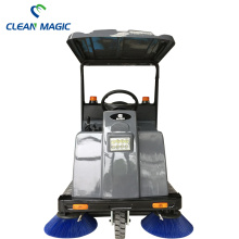 Cordless Road Sweeping Machine Electric Floor Sweeper