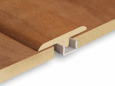 Mdf T Molding Reducer End Cap Stair Nose Quarter Round Skirting Laminate Flooring Accessories