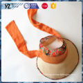 Latest product long lasting promotional visor caps with good offer