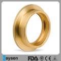 Braze KF and Weld Flanges - Brass