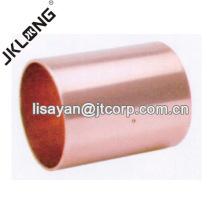 J9015 Cobre Deslizamento Acoplamento CxC cobre encaixe de tubulação
