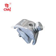 La vente directe d'usine APG se plie la bride parallèle en aluminium de cannelure / bride de PG