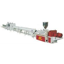 Machine de fabrication de tuyaux en PVC