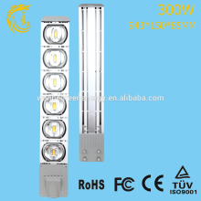 300w High lumens cob outdoor ip65 led street light