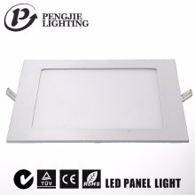 9W Slim Aluminum Panel Light Housing for Home