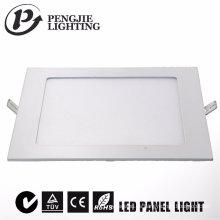 Luz ultra delgada del panel de 145 * 145m m 9W LED