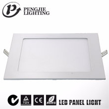 AC85-265V 3W Square Thin LED Panel Light for Ceiling