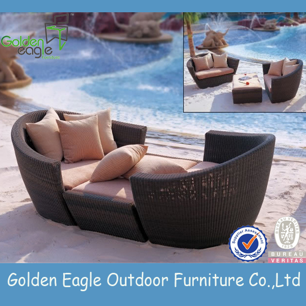 PE ratan furniture outdoor