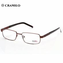 optische Metallrahmen, optische Brille mit Kupferrahmen (MOD4002)