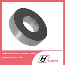Haute qualité personnalisées bague permanents NdFeB/Neodymium Magnet pour moteurs