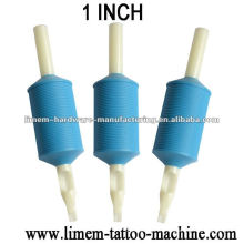 Tatouage jetable de tatouage de silicone / prise en caoutchouc de tatouage tatuaje agarre de goma