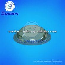 Optical glass aspheric lenses for flashlight,for camera