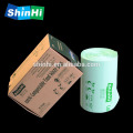 100% Black green Garbage Bag Rolls bag