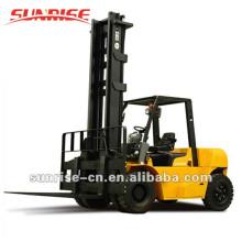 China precio de fábrica contrapeso 5ton Diesel carretilla elevadora del motor