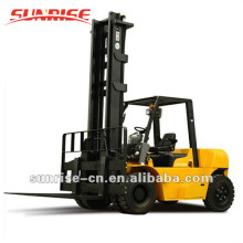 China factory price counter balance 5ton Diesel engine forklift truck