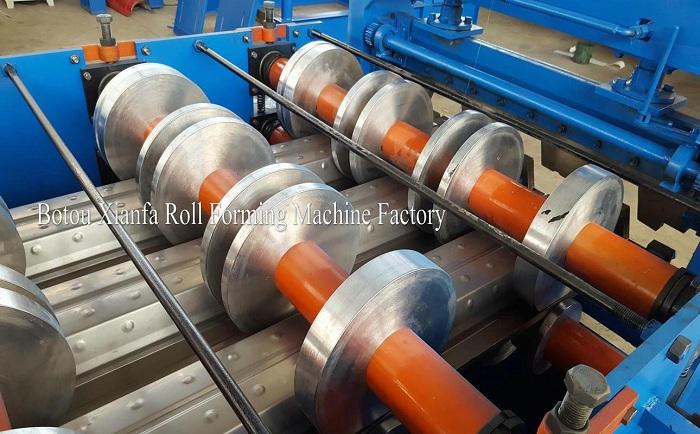 floor deck roller