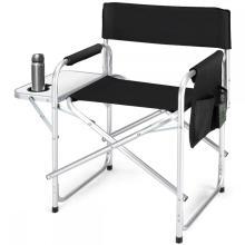 Cadeira de alumínio para diretores de alumínio