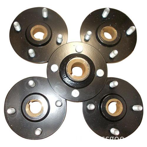 Taper Wheel Hub Flange No Offset