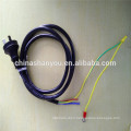 EU 220v power cord /power cable with VDE/CE certification