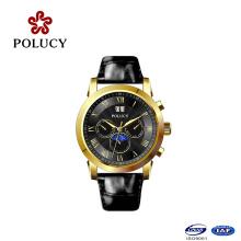 Nuevo diseño de caja de acero inoxidable reloj automático de China